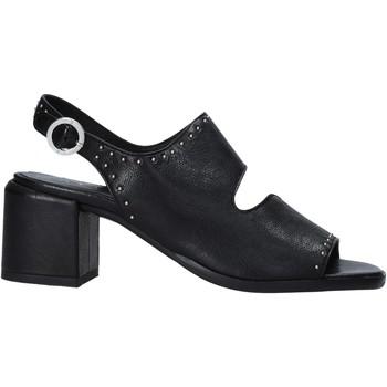 Zapatos Mujer Zapatos de tacón Mally 6868 Negro