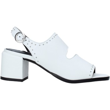 Zapatos Mujer Zapatos de tacón Mally 6868 Blanco