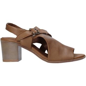 Zapatos Mujer Zapatos de tacón Bueno Shoes 9L102 Marrón