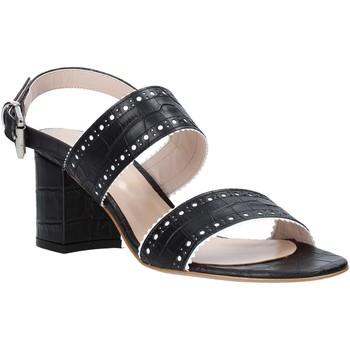 Zapatos Mujer Sandalias Casanova LJIAJIC Negro