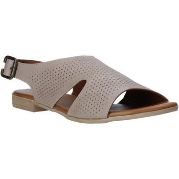 Zapatos Mujer Sandalias Bueno Shoes 9L2702 Gris