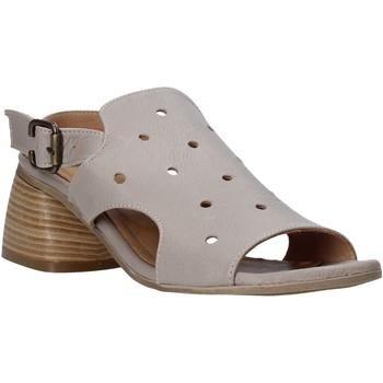 Zapatos Mujer Sandalias Bueno Shoes 9L3902 Gris