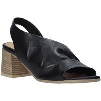 Zapatos Mujer Sandalias Bueno Shoes 9N1300 Negro