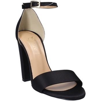 Zapatos Mujer Sandalias Grace Shoes 1392 Negro
