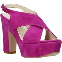 Zapatos Mujer Sandalias Esther Collezioni TQ 039 Rosado