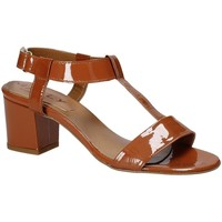 Zapatos Mujer Sandalias Mally 3895K Marrón