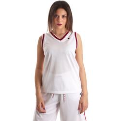 textil Mujer Camisetas sin mangas Champion 111382 Blanco