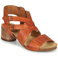 Zapatos Mujer Sandalias Casta ERVA Naranja