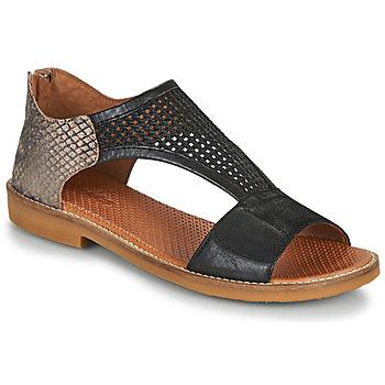 Zapatos Mujer Sandalias Casta IRIA Negro