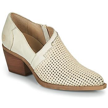 Zapatos Mujer Botas de caña baja Casta DELIRA Beige