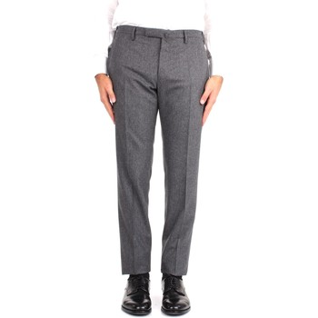 textil Hombre Pantalón de traje Incotex 1T0030 1721T Gris