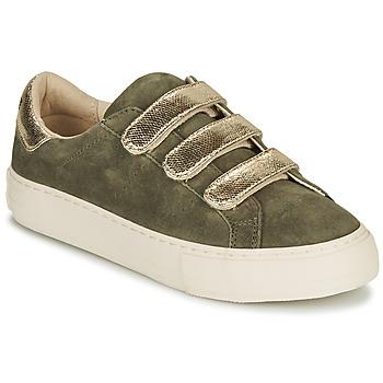 Zapatos Mujer Zapatillas bajas No Name ARCADE STRAPS Kaki