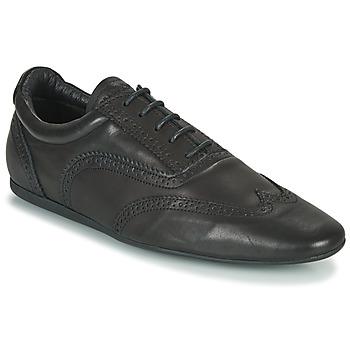 Zapatos Hombre Derbie Schmoove JAMAICA CORSO EASY Negro