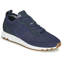 Zapatos Hombre Zapatillas bajas Schmoove KITE RUNNER Azul