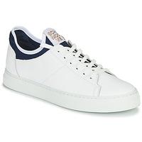 Zapatos Hombre Zapatillas bajas Schmoove SPARK NEO Blanco / Azul