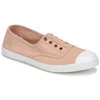Zapatos Mujer Zapatillas bajas Victoria INGLESA ELASTICO Beige