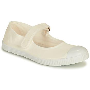 Zapatos Mujer Zapatillas bajas Victoria PUNTERA MERCEDES Blanco