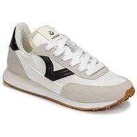 Zapatos Mujer Zapatillas bajas Victoria ASTRO NYLON Blanco / Negro