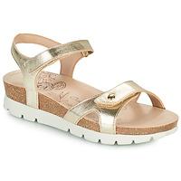 Zapatos Mujer Sandalias Panama Jack SULIA SHINE Oro