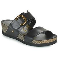 Zapatos Mujer Zuecos (Mules) Panama Jack CATRINA Negro