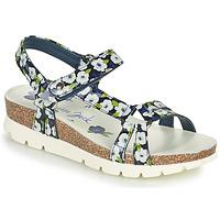 Zapatos Mujer Sandalias Panama Jack SALLY GARDEN Azul