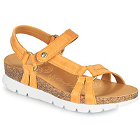 Zapatos Mujer Sandalias Panama Jack SALLY BASICS Amarillo
