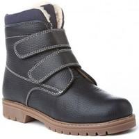 Zapatos Niño Botas de caña baja Cbp - Conbuenpie Botas Safari de piel by CBP Bleu