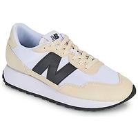 Zapatos Hombre Zapatillas bajas New Balance 237 Blanco / Negro
