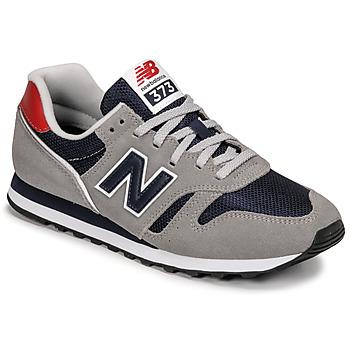 Zapatos Hombre Zapatillas bajas New Balance 373 Gris / Azul / Rojo