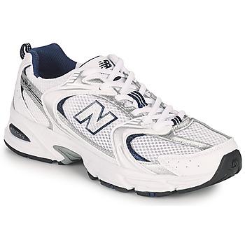 Zapatos Zapatillas bajas New Balance 530 Blanco / Plata