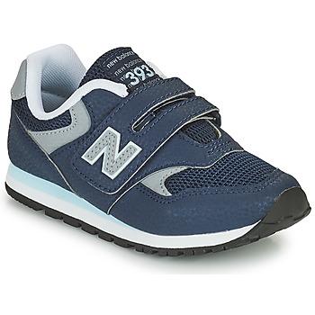 Zapatos Niño Zapatillas bajas New Balance 393 Azul
