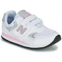 Zapatos Niña Zapatillas bajas New Balance 393 Blanco / Rosa