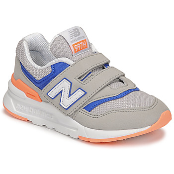 Zapatos Niño Zapatillas bajas New Balance 997 Gris / Azul