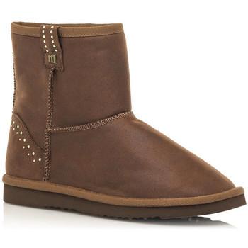 Zapatos Mujer Botines MTNG 50081 MOKA