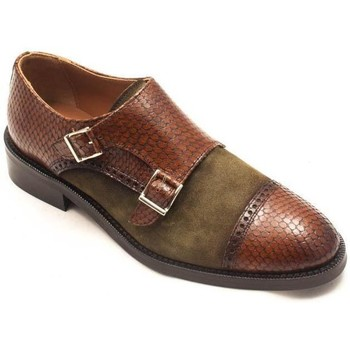 Zapatos Mujer Derbie & Richelieu Calce 500-PI Marrón