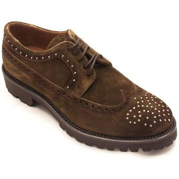 Zapatos Mujer Derbie & Richelieu Calce 806-SE Marrón
