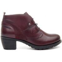 Zapatos Mujer Botines Purapiel 67430 BROWN