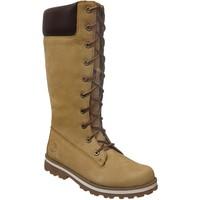 Zapatos Mujer Botas urbanas Timberland Courma kid amarillo