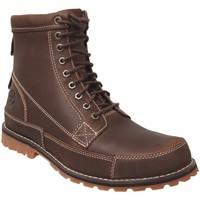 Zapatos Hombre Botas de caña baja Timberland Originals 6 in boot Castaño