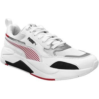Zapatos Hombre Zapatillas bajas Puma Ferrari race x-ray 2 Blanco, Blanca