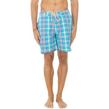 textil Hombre Bañadores Hackett Bañador Bermudas Hackett Azul