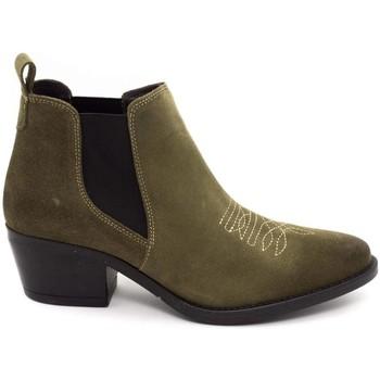 Zapatos Mujer Botines Esteve 33121 Verde