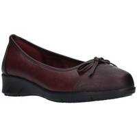 Zapatos Mujer Bailarinas-manoletinas Balleri 2061-4 Mujer Burdeos rouge