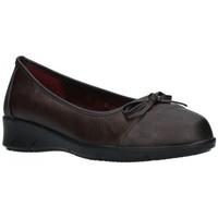 Zapatos Mujer Bailarinas-manoletinas Balleri 2061-4 Mujer Marron marron