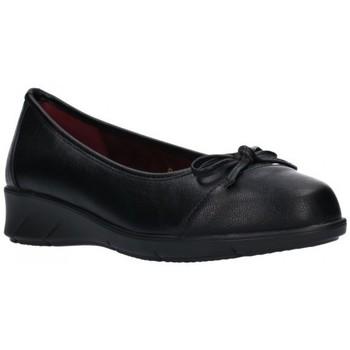 Zapatos Mujer Bailarinas-manoletinas Balleri 2061-4 Mujer Negro noir
