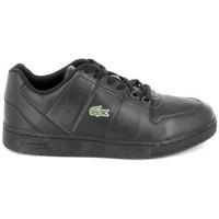 Zapatos Hombre Zapatillas bajas Lacoste Thrill C Noir Negro