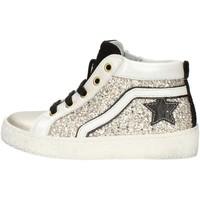 Zapatos Niña Zapatillas altas Balocchi 606526 Platino