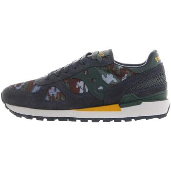 Zapatos Hombre Zapatillas bajas Saucony - Shadow original blu/camo S2108-761 BLU