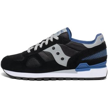 Zapatos Hombre Zapatillas bajas Saucony - Shadow original nero/blu S2108-756 NERO