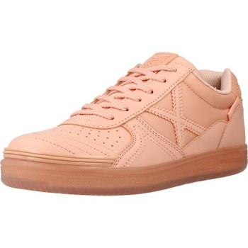 Zapatos Niña Zapatillas bajas Munich G-3 KID M0NOCHROME Rosa
